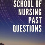 BUTH School Of Nursing Past Questions And Answers Free Download