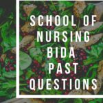 School Of Nursing Bida Past Questions And Answers Free Download