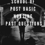 LUTH School Of Post Basic Nursing Past Questions Free Download