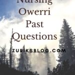 School Of Nursing Owerri Past Questions Free Download