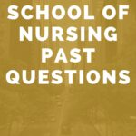 ABUTH School Of Nursing Past Questions Free Download
