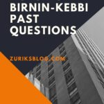 School Of Nursing Birnin-Kebbi Past Questions Free Download