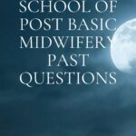 ESUT School Of Post Basic Midwifery Past Questions Free Download