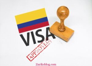 Colombia Business VISA