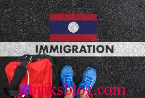 Laos Immigration VISA Application