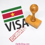 How To Apply For The Suriname Immigration VISA