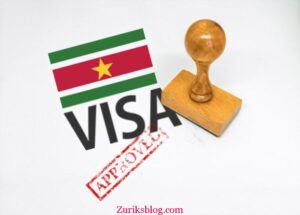 Suriname Business VISA