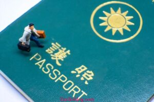 Taiwan Business VISA