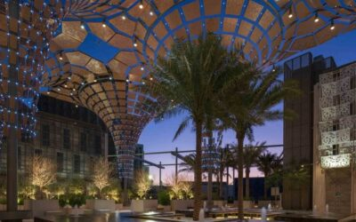How Expo 2020 Dubai is looking to sculpt a safe future