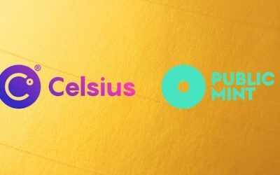 Public Mint Partners with Celsius as CeFi Provider for EARN App