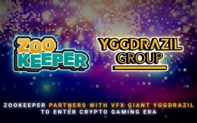 ZooKeeper Partners with VFX Giant Yggdrazil to Enter Crypto Gaming Era