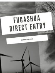 FUGASHUA Direct Entry Past Questions And Answers